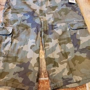 Boy's Cherokee Camouflage Shorts 16